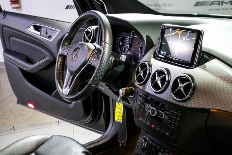 Certified Pre-Owned 2014 Mercedes-Benz B-CLASS B250