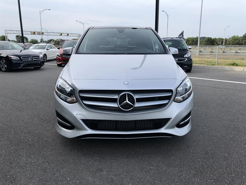 Pre-Owned 2017 Mercedes-Benz B-CLASS B250