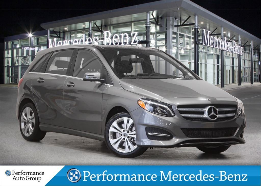 Certified Pre-Owned 2019 Mercedes-Benz B-CLASS B250