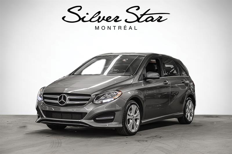 Pre-Owned 2015 Mercedes-Benz B-CLASS B250