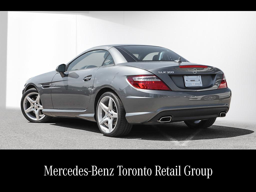 Certified pre owned 2016 mercedes benz slk slk300 2 door for Mercedes benz cpo