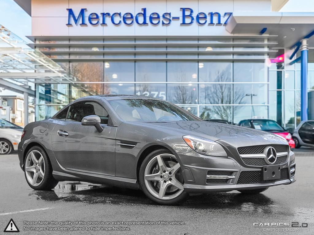 Certified pre owned 2016 mercedes benz slk slk300 2 door for Mercedes benz canada pre owned