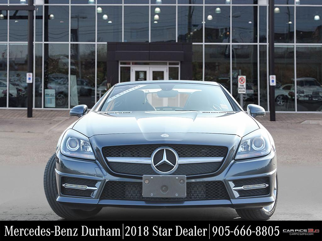 Certified pre owned 2015 mercedes benz slk slk250 for Mercedes benz canada pre owned