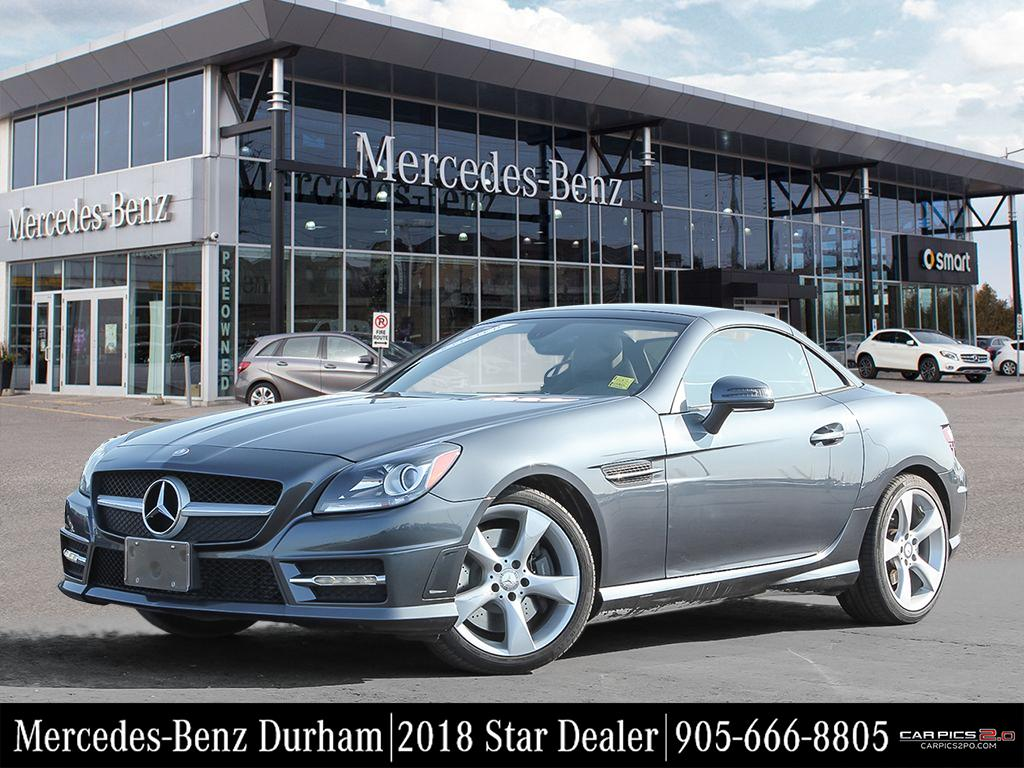 Certified pre owned 2015 mercedes benz slk slk250 for Mercedes benz buckhead preowned