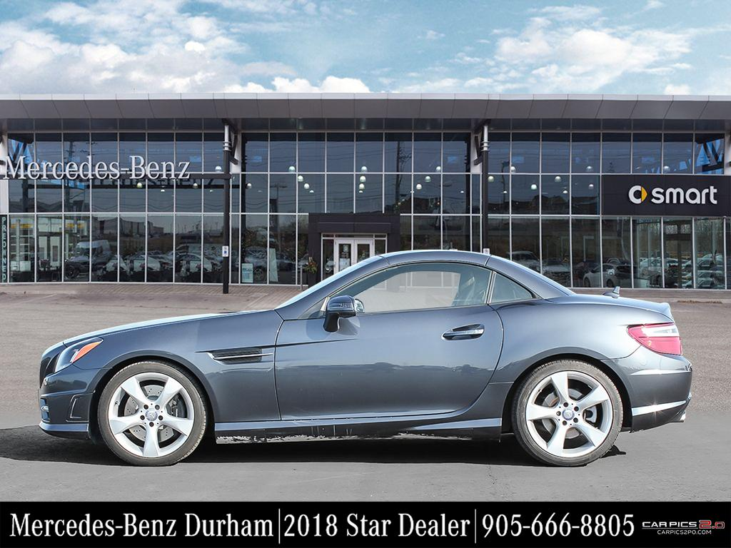 Certified pre owned 2015 mercedes benz slk slk250 for Mercedes benz certified pre owned canada