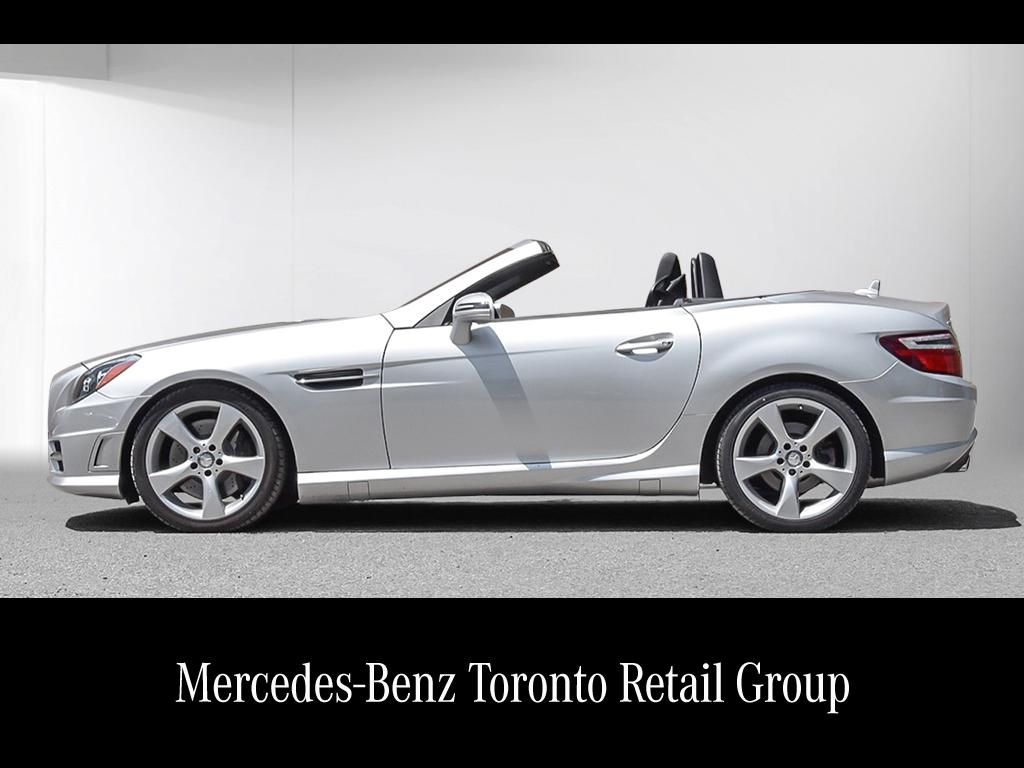Certified pre owned 2013 mercedes benz slk slk250 for Mercedes benz canada pre owned
