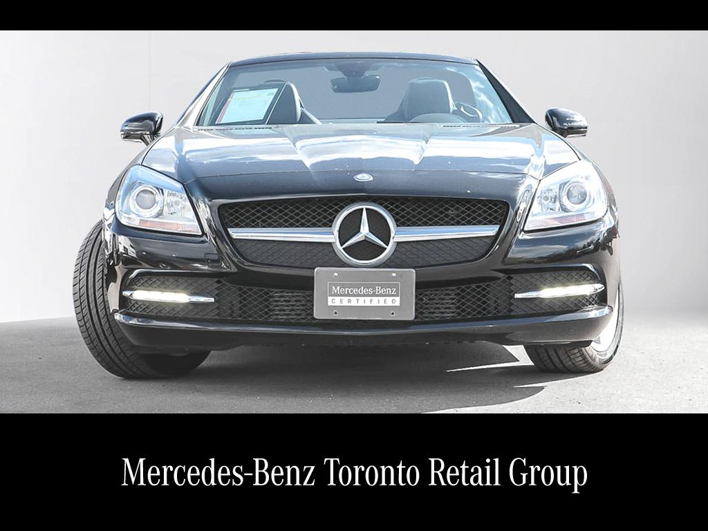 Certified pre owned 2014 mercedes benz slk slk250 for Mercedes benz certified pre owned canada