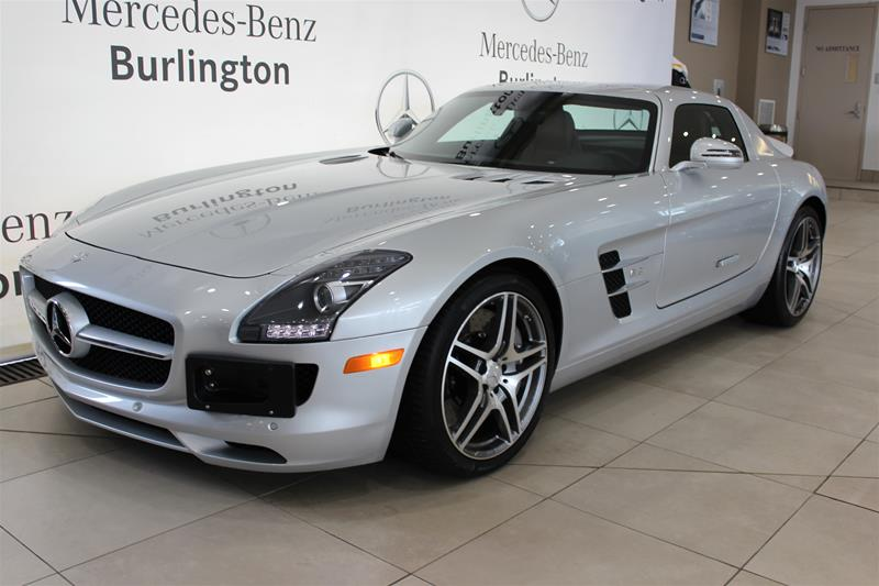 Certified Pre-Owned 2011 Mercedes-Benz SLS SLS AMG