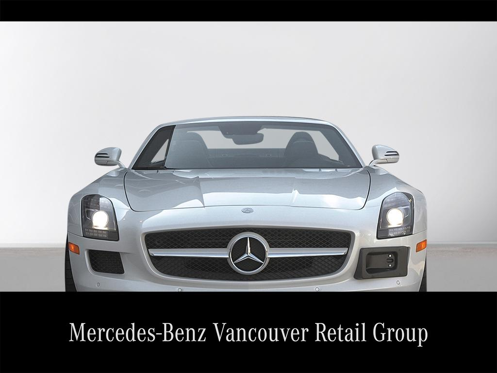 Pre owned 2012 mercedes benz sls sls amg convertible for Mercedes benz pre owned inventory