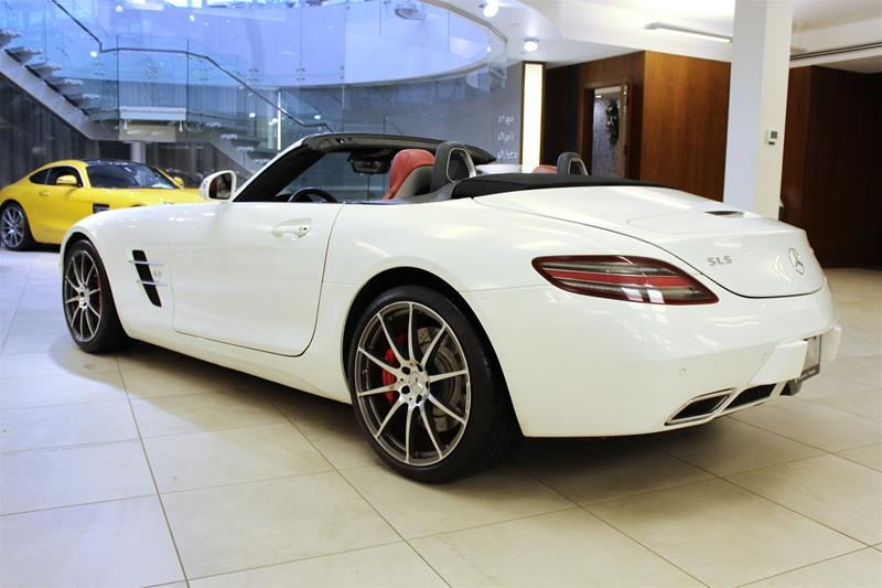Certified Pre Owned 2012 Mercedes Benz SLS SLS AMG
