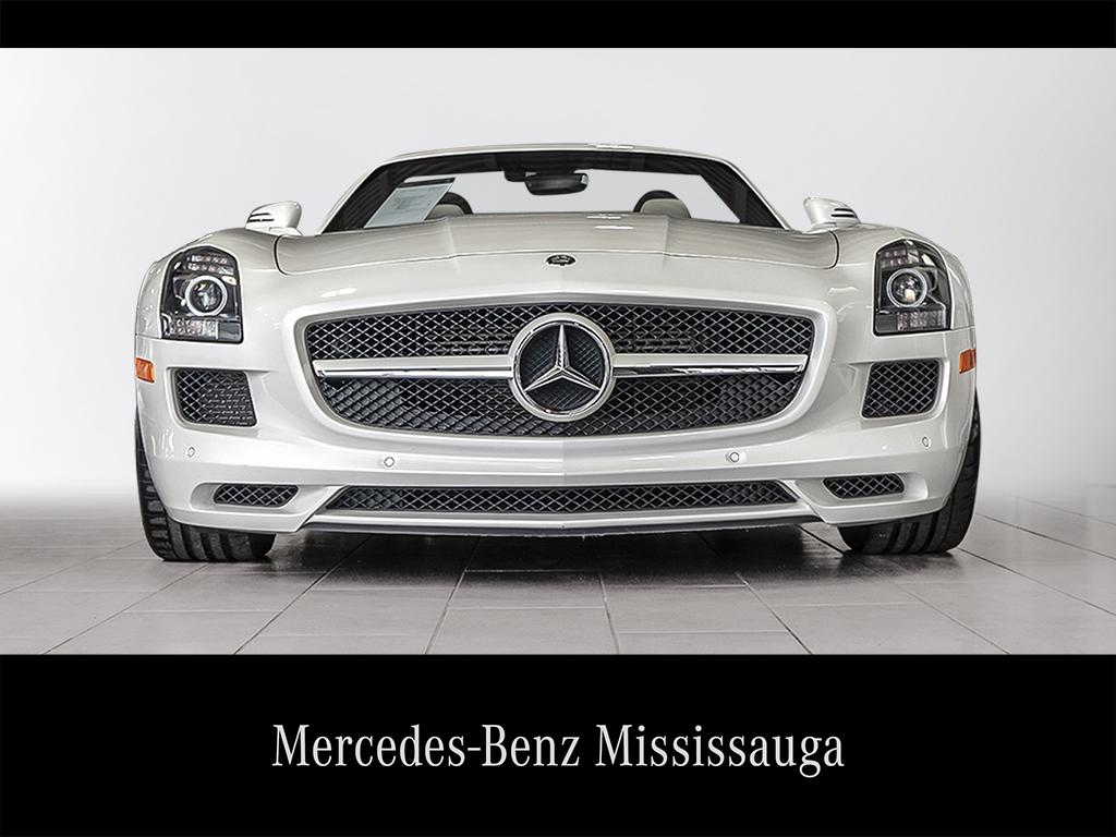 Pre-Owned 2012 Mercedes-Benz SLS SLS AMG