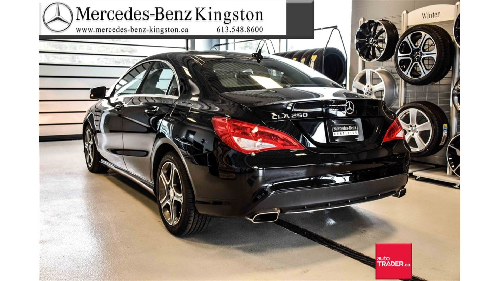 Certified Pre-Owned 2016 Mercedes-Benz CLA CLA250