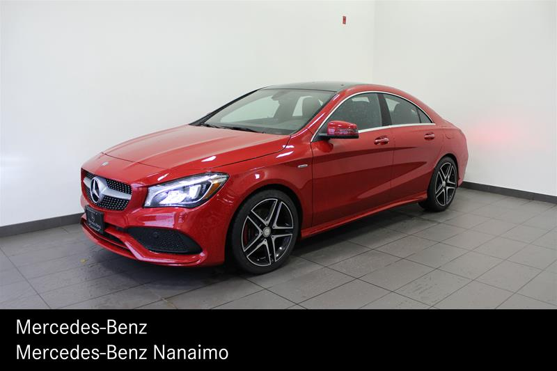 pre-owned 2017 mercedes-benz cla cla250 coupe #921380 | mercedes