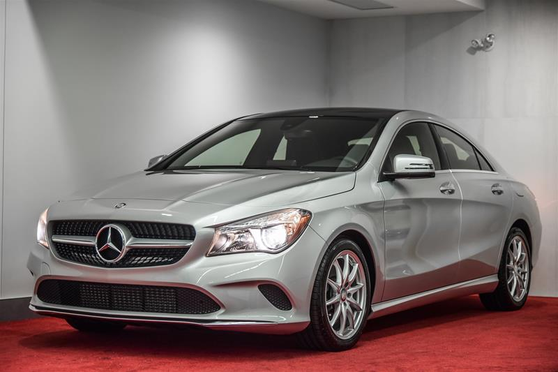 Pre-Owned 2017 Mercedes-Benz CLA CLA250