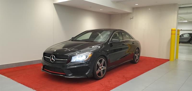 Pre-Owned 2016 Mercedes-Benz CLA CLA250