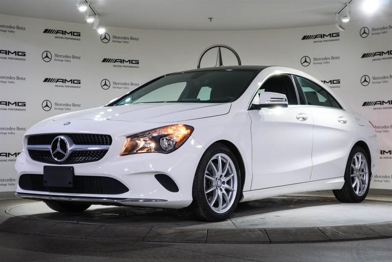 Certified Pre-Owned 2018 Mercedes-Benz CLA CLA250