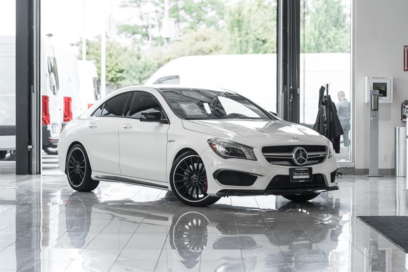 Certified Pre-Owned 2016 Mercedes-Benz CLA CLA45 AMG