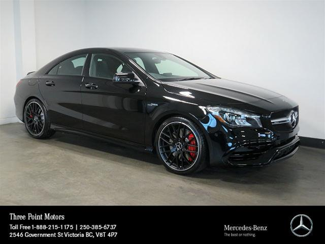 High Quality New 2018 Mercedes Benz CLA CLA45 AMG