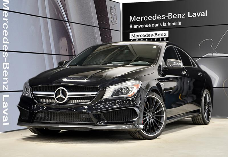 Ongekend Certified Pre-Owned 2015 Mercedes-Benz CLA CLA45 AMG Coupe #P6547 RC-66