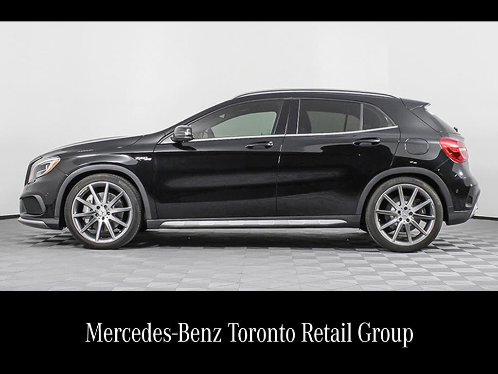 Certified pre owned 2015 mercedes benz gla gla45 amg suv for Mercedes benz certified pre owned canada