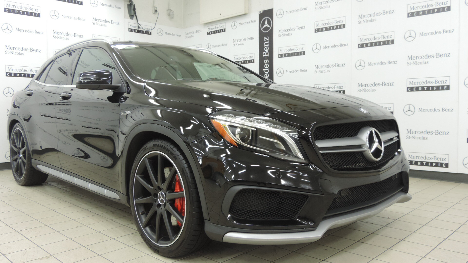 2017 Amg Gla 45 Mercedes Benz >> Certified Pre Owned 2017 Mercedes Benz Gla45 Amg Suv