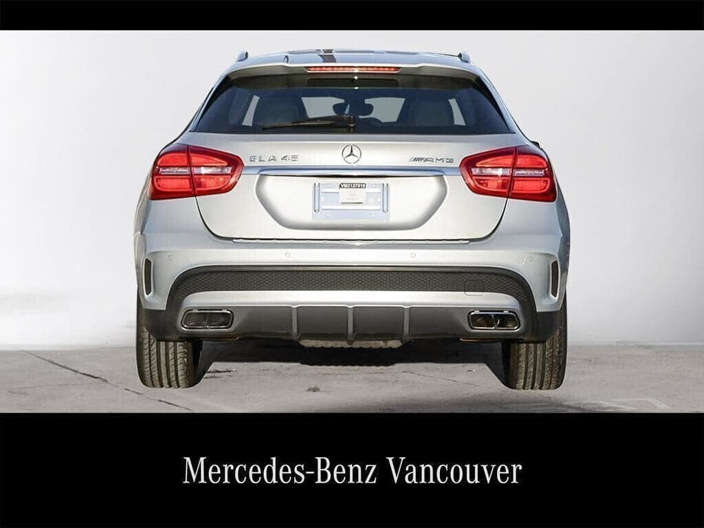 Certified Pre-Owned 2015 Mercedes-Benz GLA GLA45 AMG