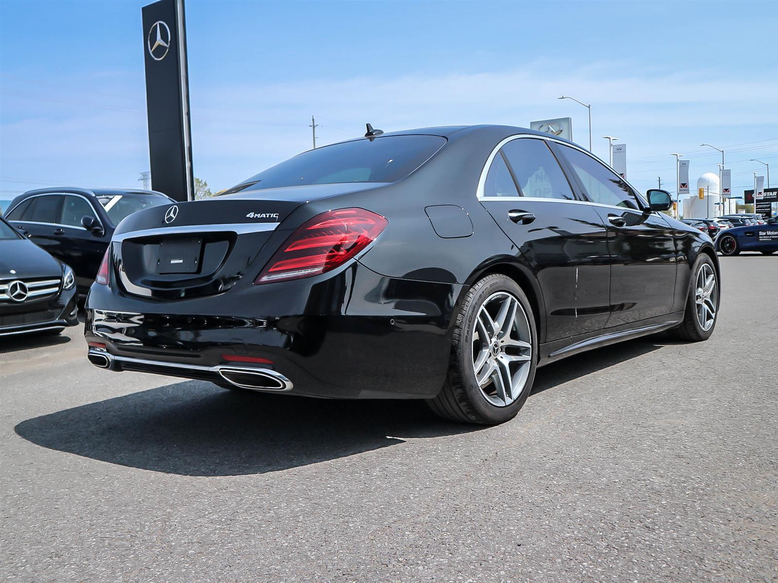 Certified Pre-Owned 2018 Mercedes-Benz S-CLASS S450