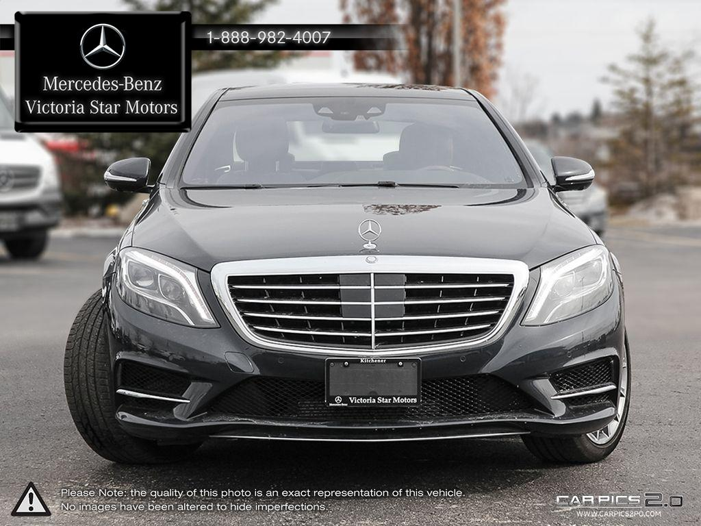 Certified pre owned 2014 mercedes benz s class s550 4 door for Certified pre owned mercedes benz
