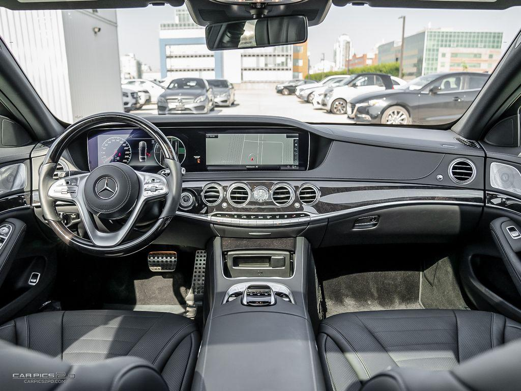 Certified Pre-Owned 2018 Mercedes-Benz S-CLASS S560