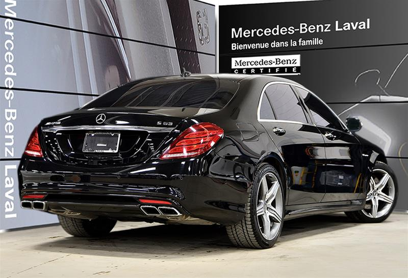 Certified Pre-Owned 2017 Mercedes-Benz S-CLASS S63 AMG