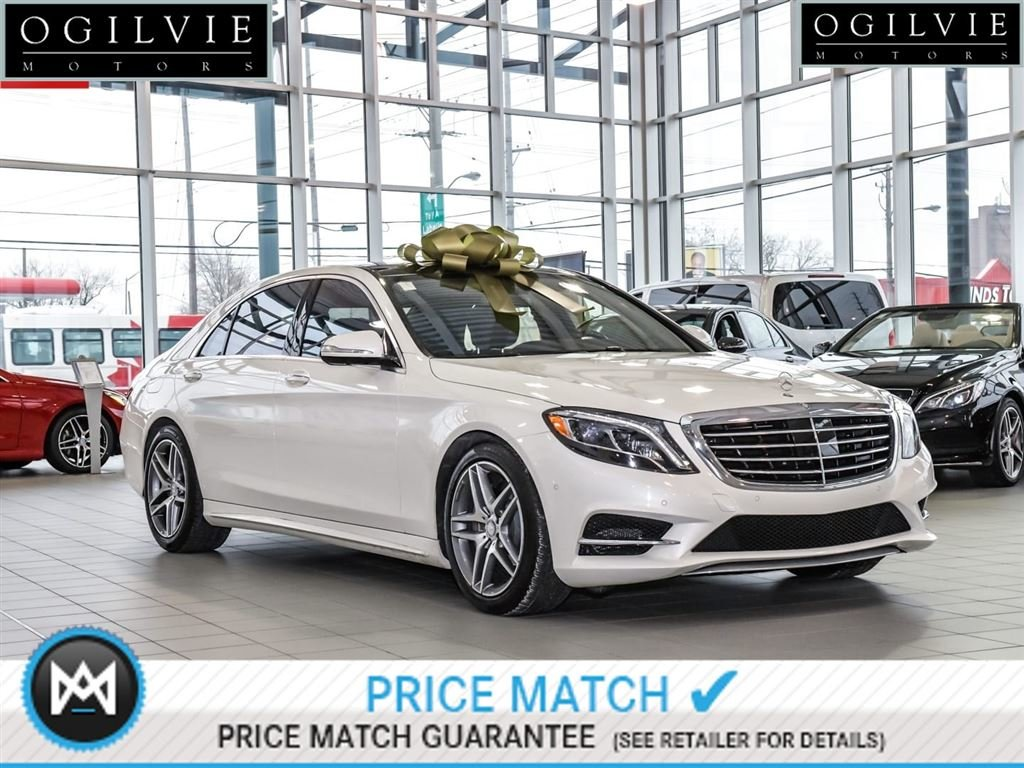 Pre owned 2017 mercedes benz s class s550 sedan 178174 for Pre owned mercedes benz s class