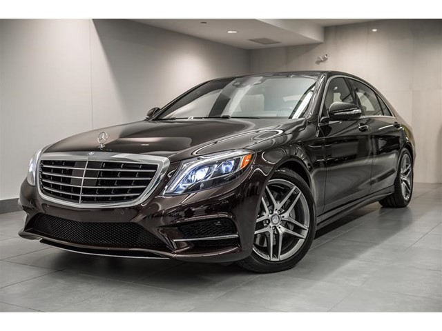 Certified pre owned 2016 mercedes benz s class s550 4 door for Pre owned mercedes benz s class