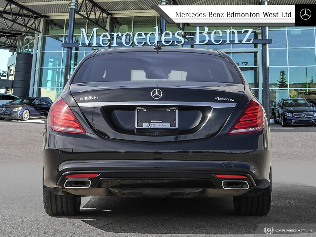 Certified Pre-Owned 2016 Mercedes-Benz S-CLASS S550