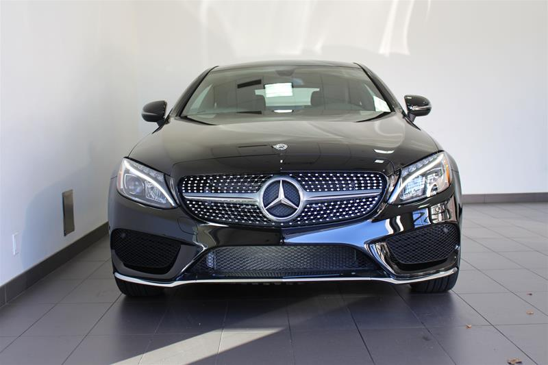 New 2018 Mercedes Benz C Class C300 Coupe 175960