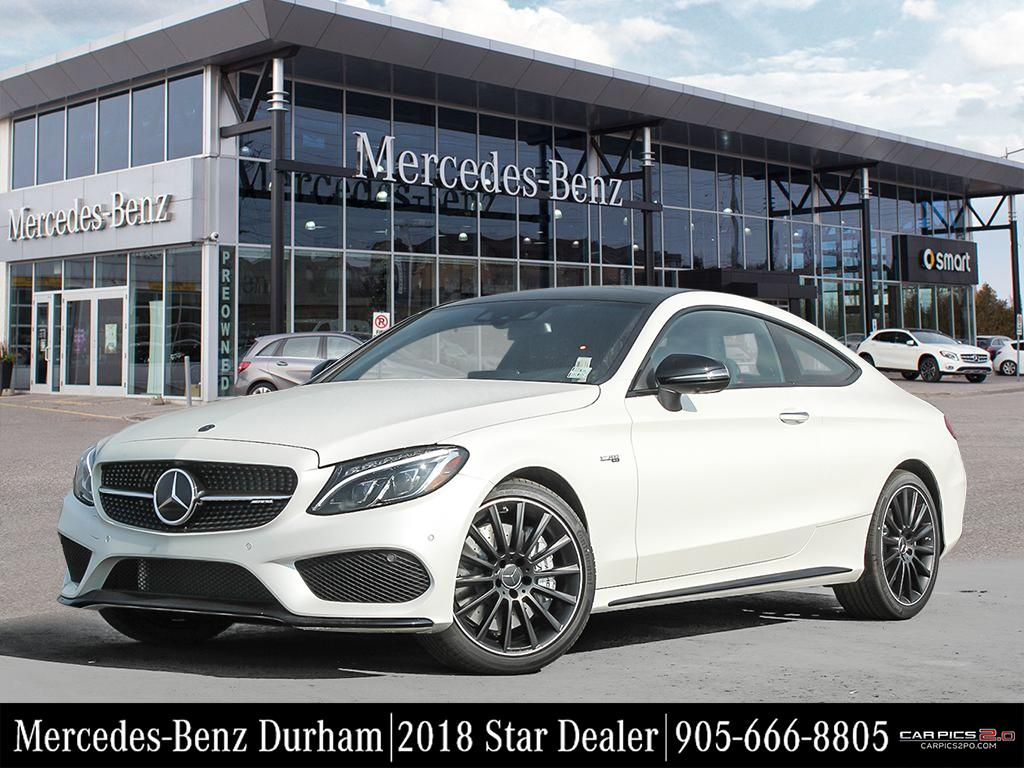 New 2018 mercedes benz c class c43 amg coupe i82611 for Mercedes benz of fairfield california