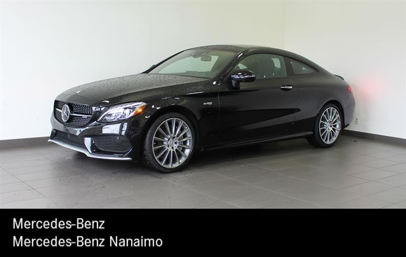 Demo 2017 mercedes benz c class c43 amg coupe 171220 for 2017 mercedes benz c class c43 amg
