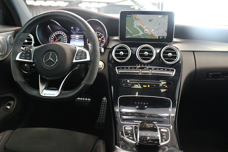 Pre-Owned 2017 Mercedes-Benz C-CLASS C43 AMG