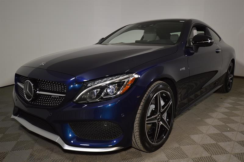 new 2018 mercedes benz c class c43 amg coupe 12053s mercedes benz canada new and cpo inventory. Black Bedroom Furniture Sets. Home Design Ideas