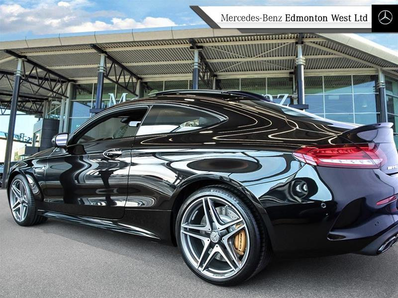 new 2018 mercedes benz c class c63 s amg coupe 18cc0262 mercedes benz canada new and cpo. Black Bedroom Furniture Sets. Home Design Ideas