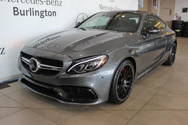 Demo 2018 Mercedes Benz C Class C63 S Amg Coupe 1868144