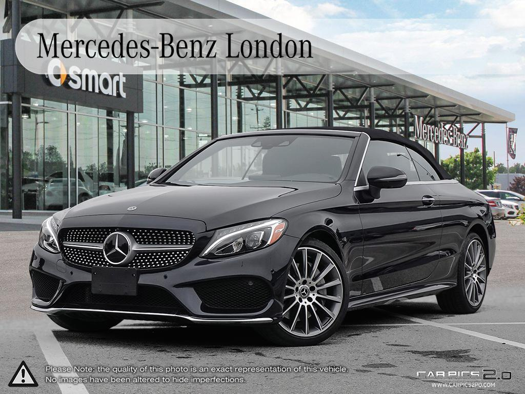 certified pre owned 2017 mercedes benz c class c300 cabriolet 1763580 mercedes benz canada. Black Bedroom Furniture Sets. Home Design Ideas