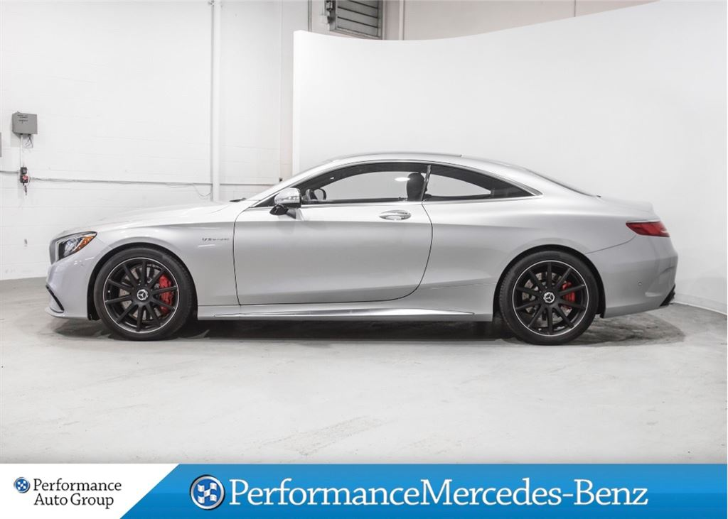 Certified pre owned 2016 mercedes benz s class s63 amg 4 for Pre owned mercedes benz s class