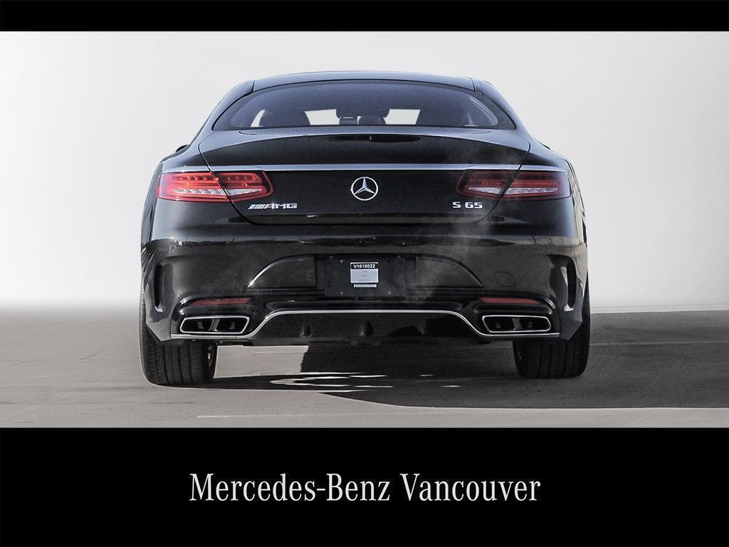 Certified Pre-Owned 2016 Mercedes-Benz S-CLASS S65 AMG