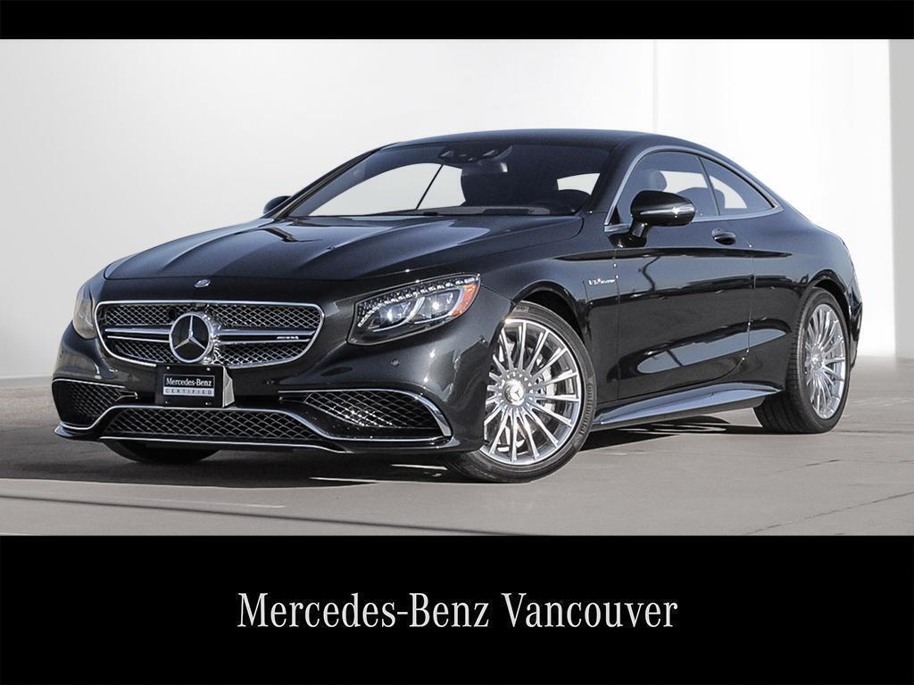 Certified Pre-Owned 2016 Mercedes-Benz S-CLASS S65 AMG 2 ...
