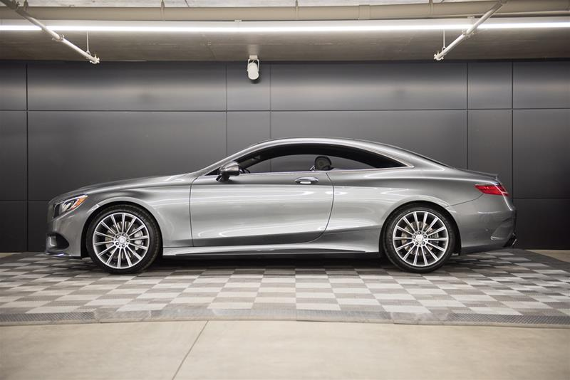 Pre-Owned 2016 Mercedes-Benz S-CLASS S550