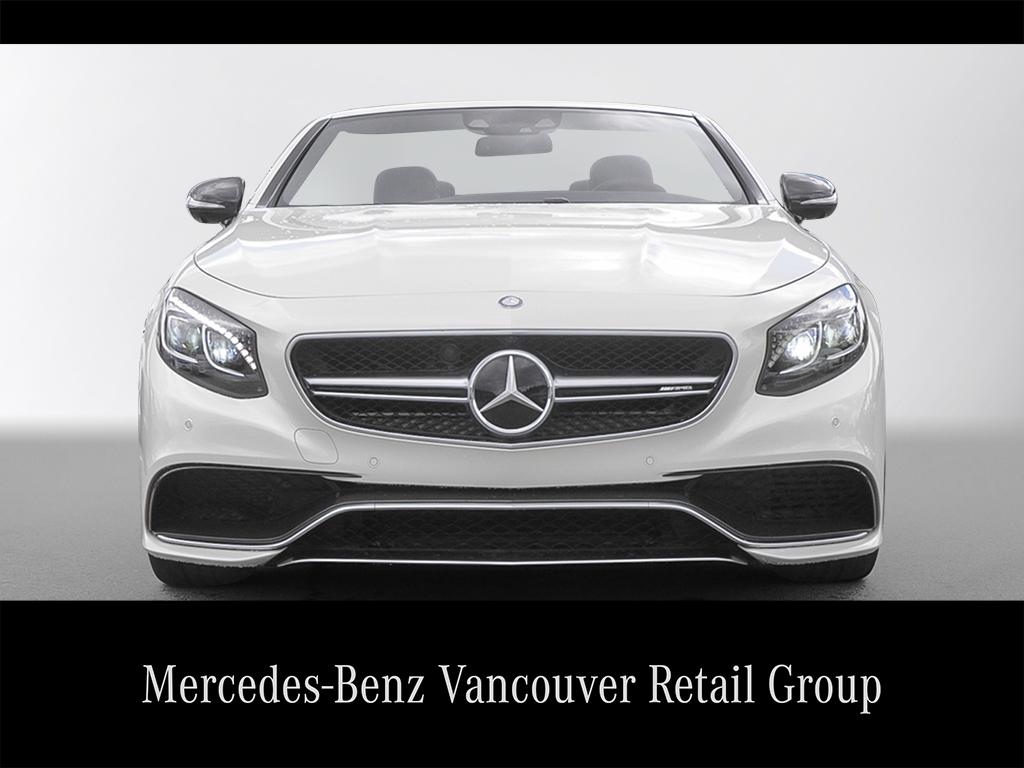 certified pre owned 2017 mercedes benz s class s63 amg cabriolet bm1555470 mercedes benz. Black Bedroom Furniture Sets. Home Design Ideas
