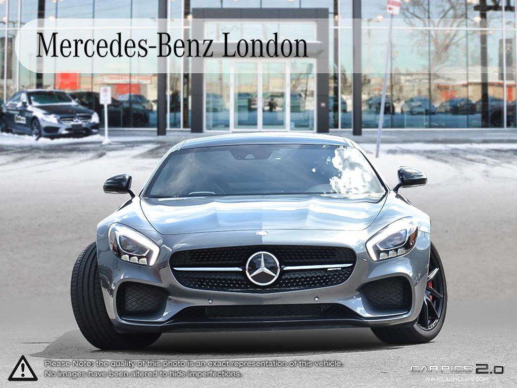 Certified pre owned 2016 mercedes benz s class amg gt s 2 for Mercedes benz certified preowned