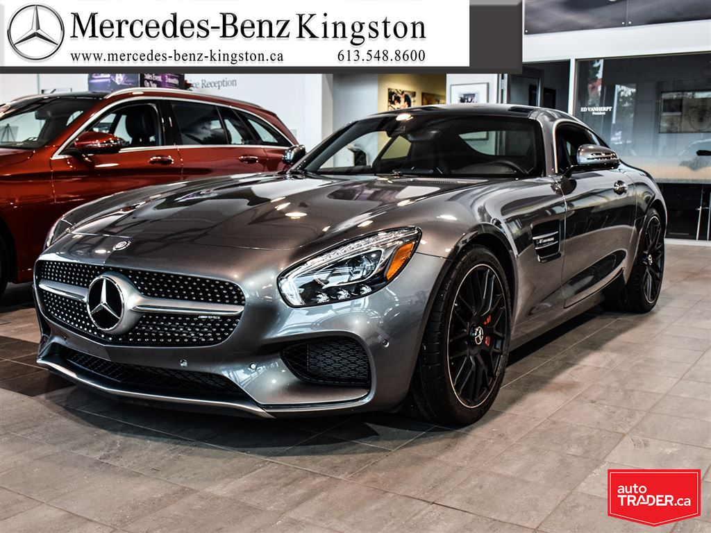 Certified pre owned 2016 mercedes benz s class amg gt s 2 for Mercedes benz pre owned vehicles