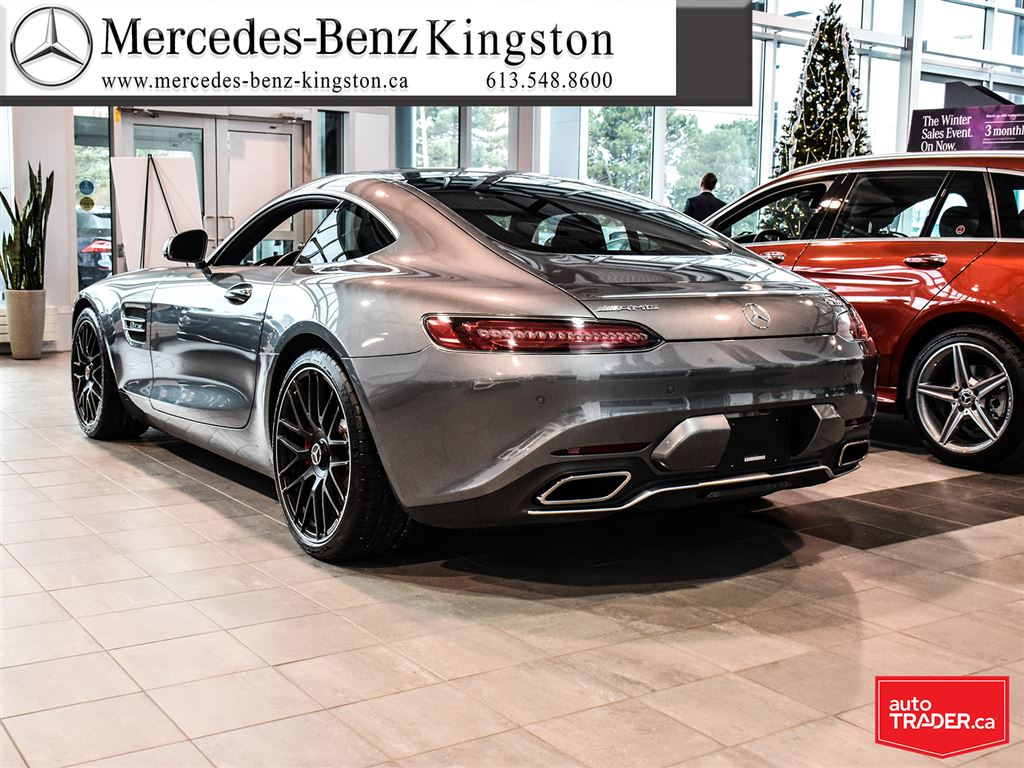 Certified pre owned 2016 mercedes benz s class amg gt s 2 for Certified mercedes benz