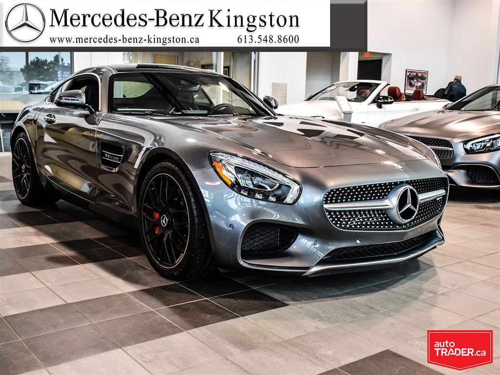 Certified pre owned 2016 mercedes benz s class amg gt s 2 for Certified pre owned mercedes benz